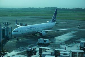 飛行紀錄  2016/7/8  JFK-PTY-LIM  巴拿馬航空  Copa Airlines CM807/CM761