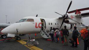 飛行紀錄 2016/7/31 LIM-ATA LC Perú Dash 8-Q202