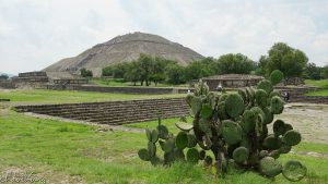 3. Teotihuacan的太陽與月亮