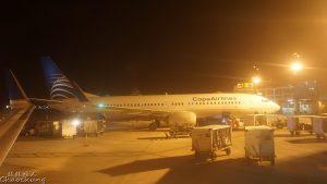 飛行紀錄 2016/8/15 Copa Airlines 737-800 LIM-PTY-JFK