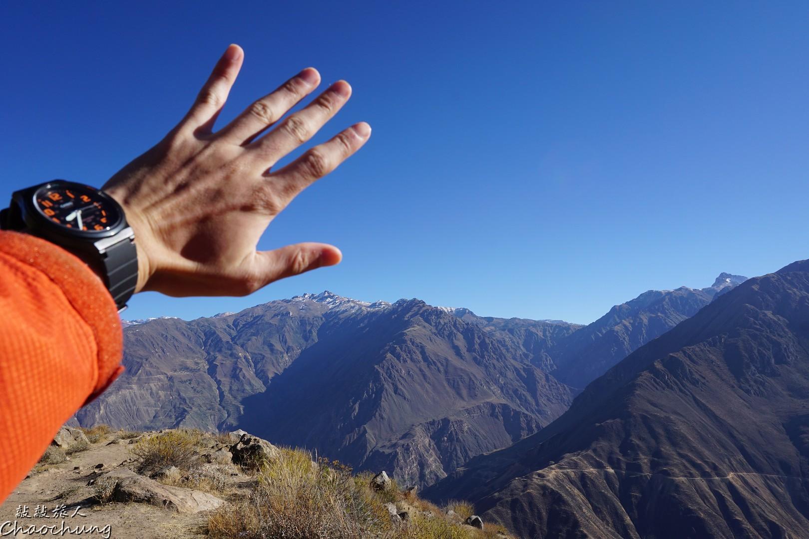 2016南美-16. 再見了,親愛的科卡峽谷