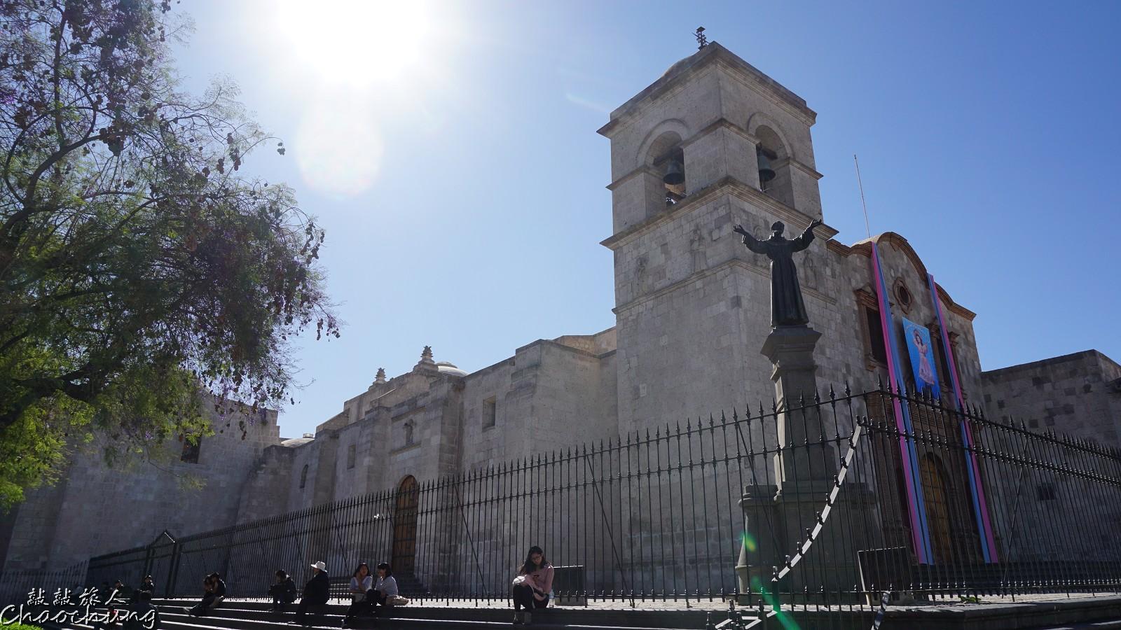 2016南美-18. Arequipa,我的秘魯情人