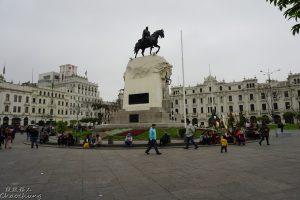 2016南美-2. 南美大陸的首站-利馬