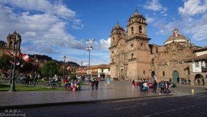 2016南美-24. Cusco,海拔3400公尺的雲下彩虹